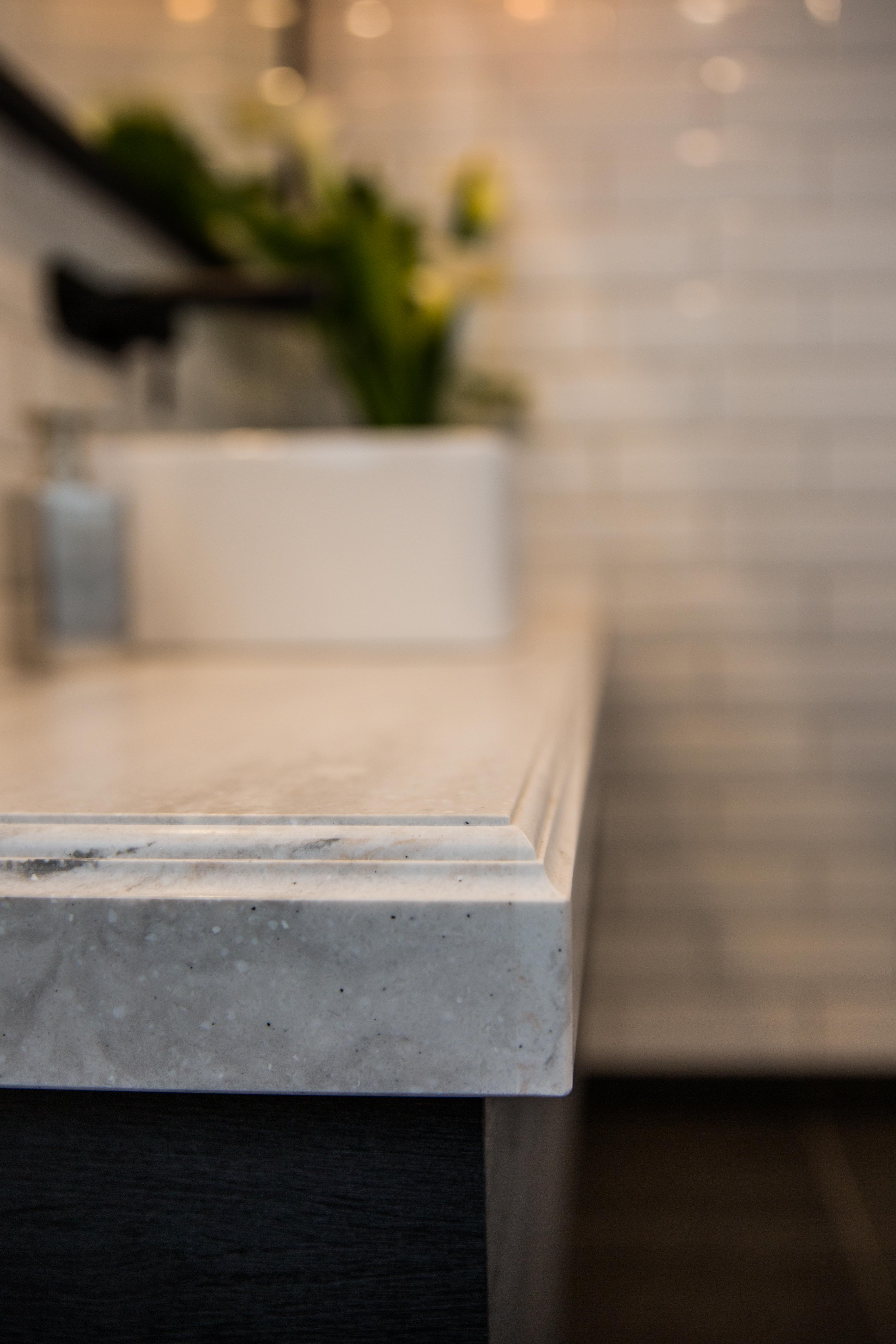 Corian Bathroom Counter Top